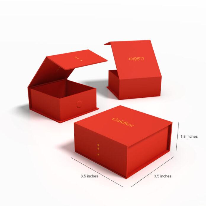 custom magnetic closure boxes
