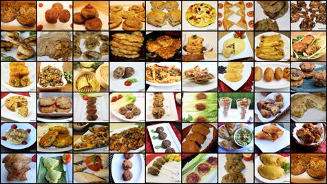 Pakistani Traditional Iftar recipes