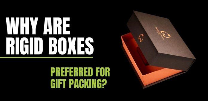 Rigid Boxes | Custom Rigid Boxes